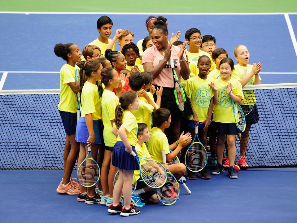 2018 US Open - Arthur Ashe Kids' Day