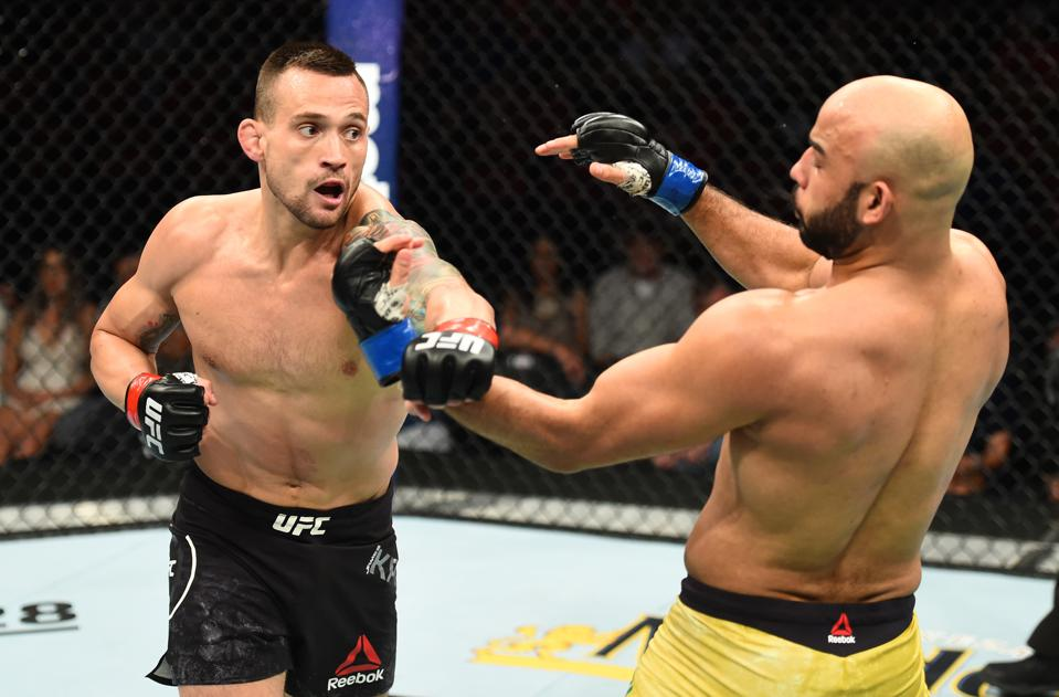 UFC Fight Night: Krause v Alves