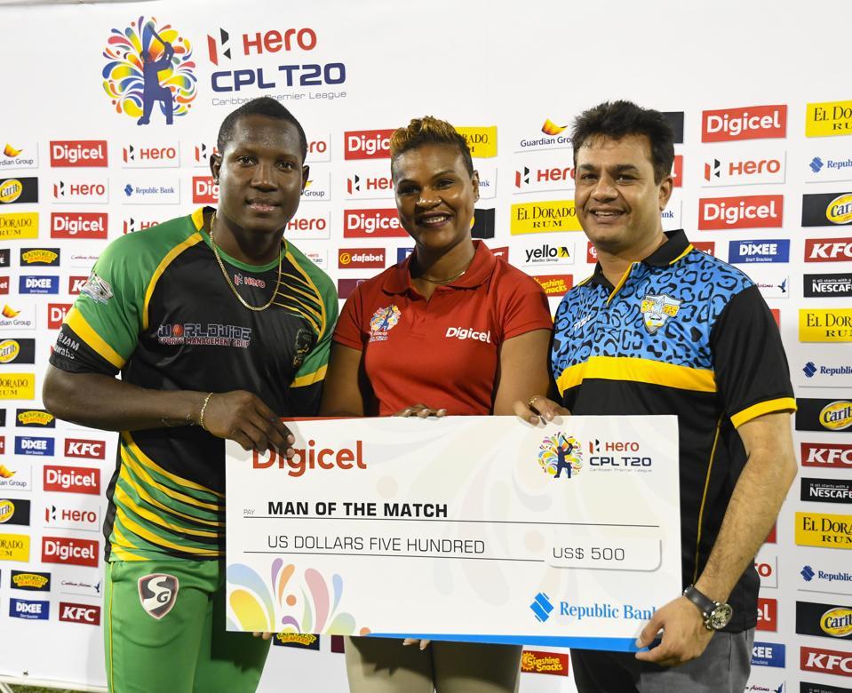 St Lucia Stars v Jamaica Tallawahs - 2018 Hero Caribbean Premier League (CPL) Tournament