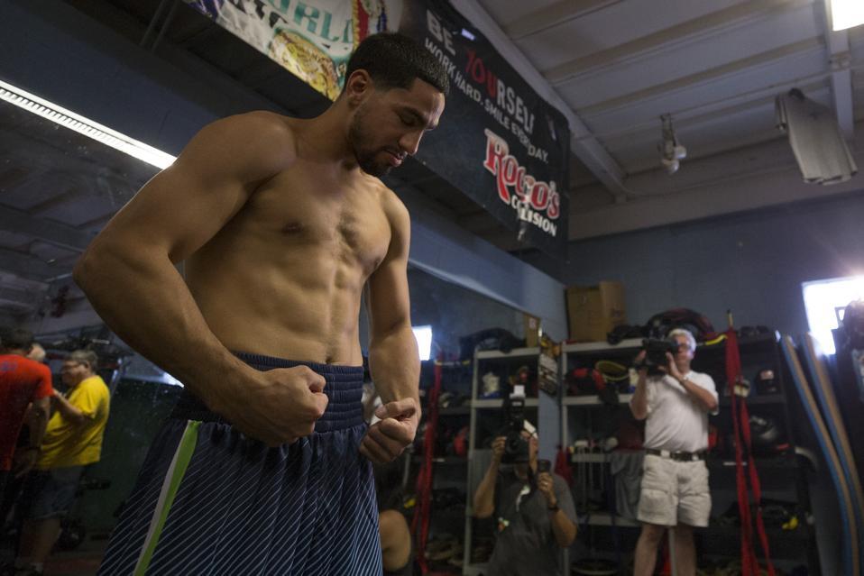 Danny Garcia vs Ivan Redkach odds records prediction