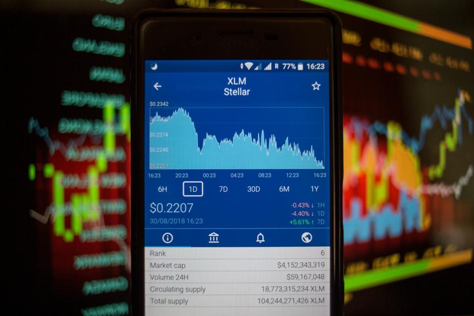 bitcoin, bitcoin price, stellar, stellar price, image