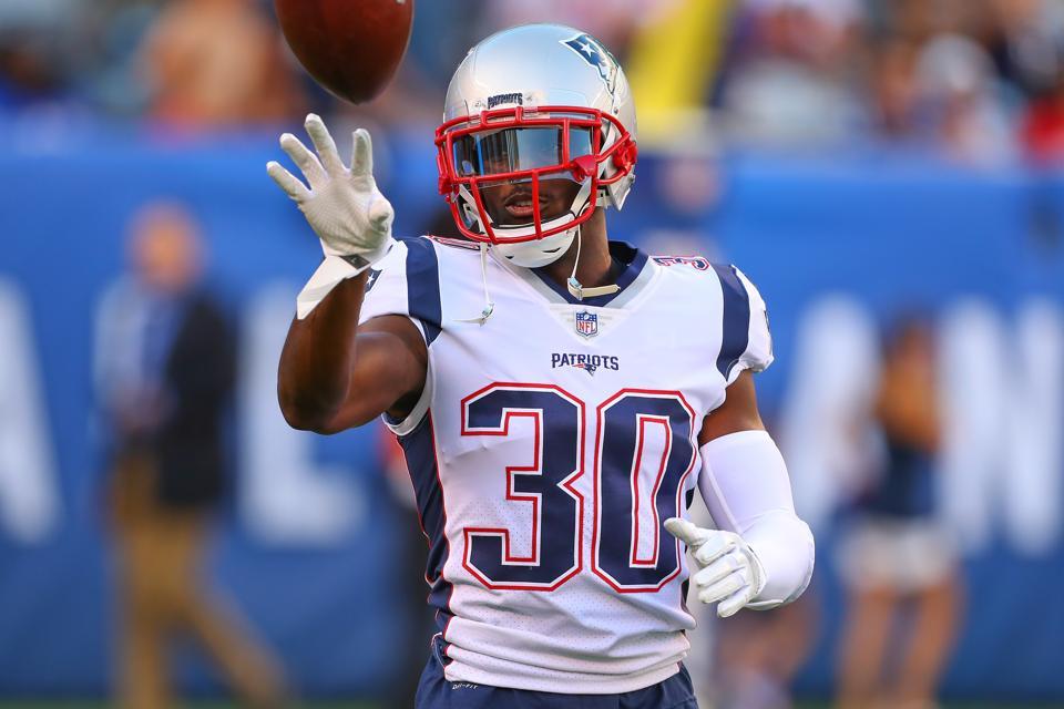 NFL: AUG 30 Preseason - Patriots at Giants