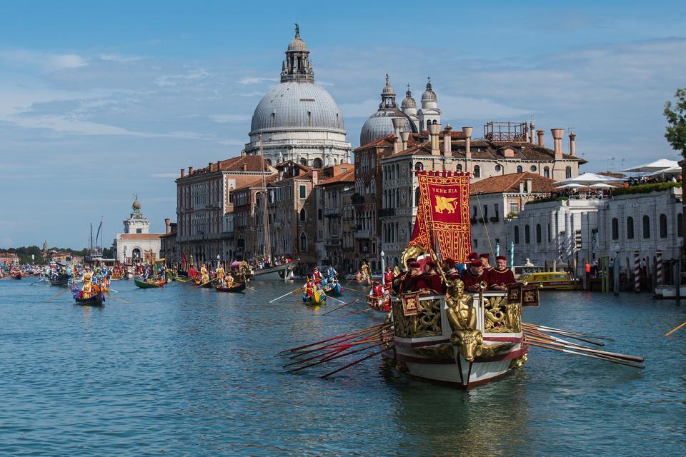 Historical Regatta in Venice 2018