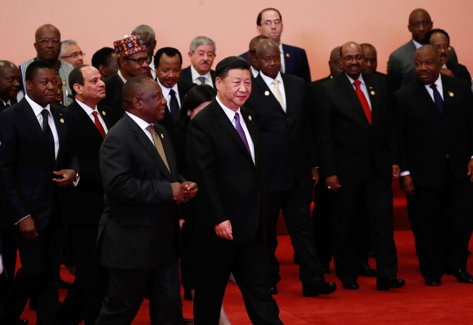 CHINA-AFRICA-SUMMIT