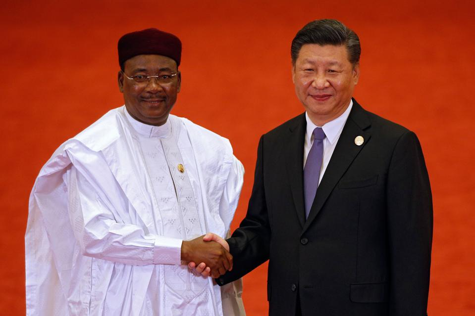 CHINA-AFRICA-SUMMIT