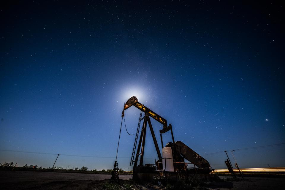 Oil Boom in Texas's Permian Basin