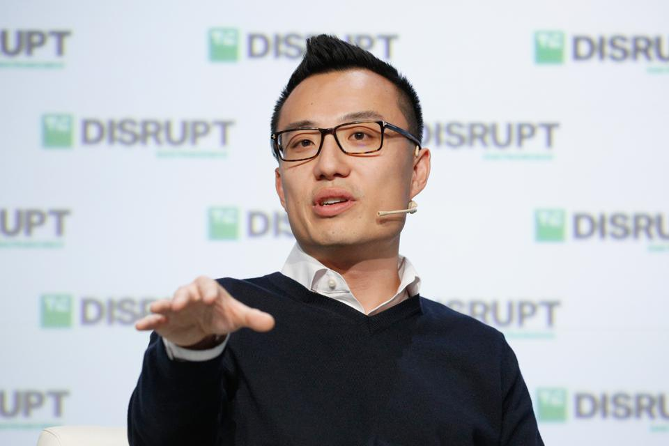 TechCrunch Disrupt San Francisco 2018 - Day 1