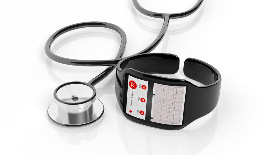 Wearable health devices allow consumers to monitor their own vitals and adjust medications and lifestyles accordingly.