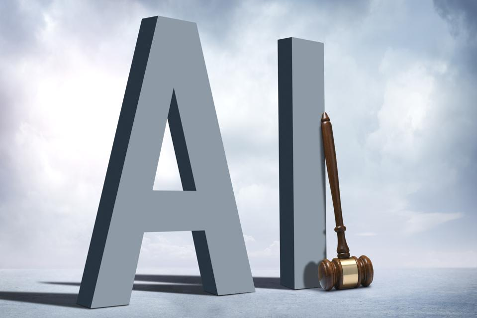 Artificial Intelligence and the law.