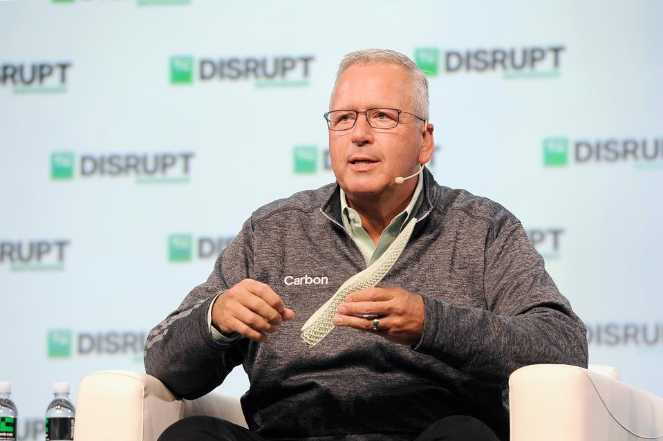 Carbon, Joe DeSimone, 3D printing, manufacturing, innovation, venture capital, Adidas