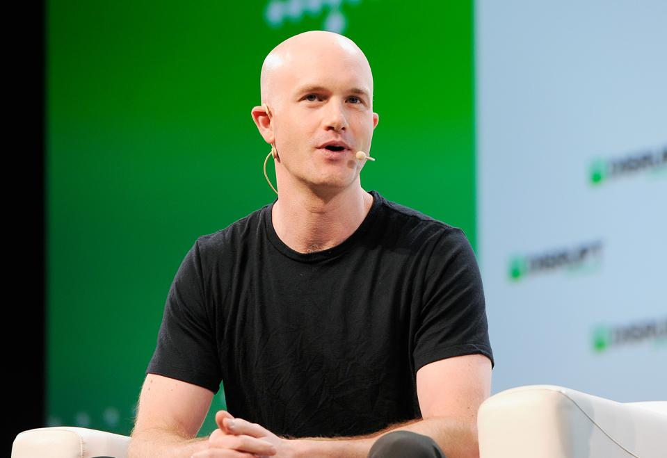 Brian Armstrong, CEO Of Cryptocurrency Exchange Coinbase, Becomes A Billionaire