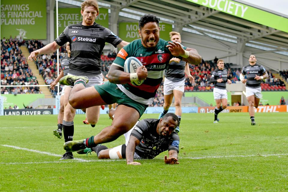 Leicester Tigers v Newcastle Falcons - Gallagher Premiership Rugby