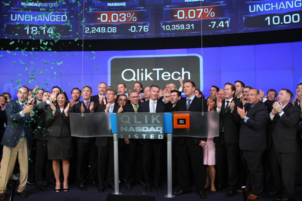 Thoma Bravo Buys Qlik For $3B As PE Buyers Scoop Up Busted Technology Stocks