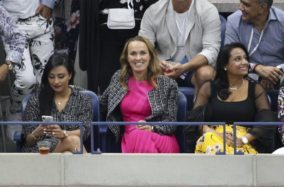 Celebrities Attend The 2018 US Open Tennis Championships - Day 13