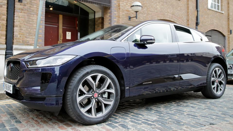 Next to the Tesla Model X, which costs significantly more when comparably equipped, the $70,000 Jaguar I-Pace is the only other electric SUV on the road today.