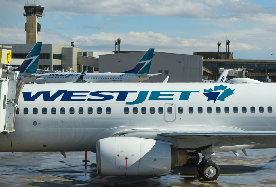 Canadian airline WestJet is now offering free COVID-19 travel insurance