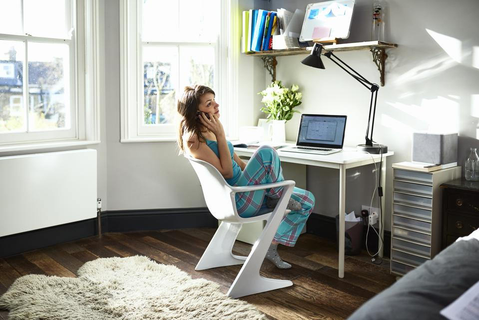Five Crucial Tips For Working From Home