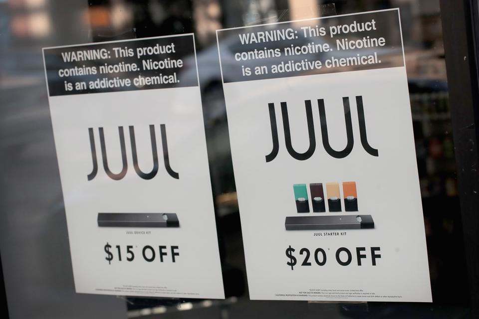 FDA Declares Teen Use Of Electronic Cigarettes An ″Epidemic'