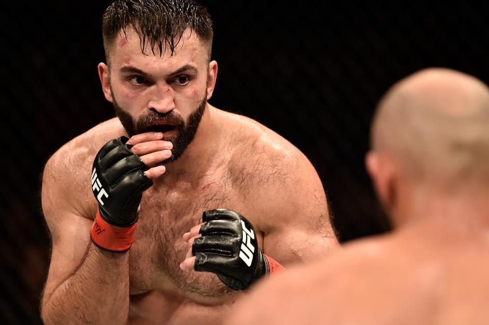 UFC Fight Night Moscow: Arlovski v Abdurakhimov