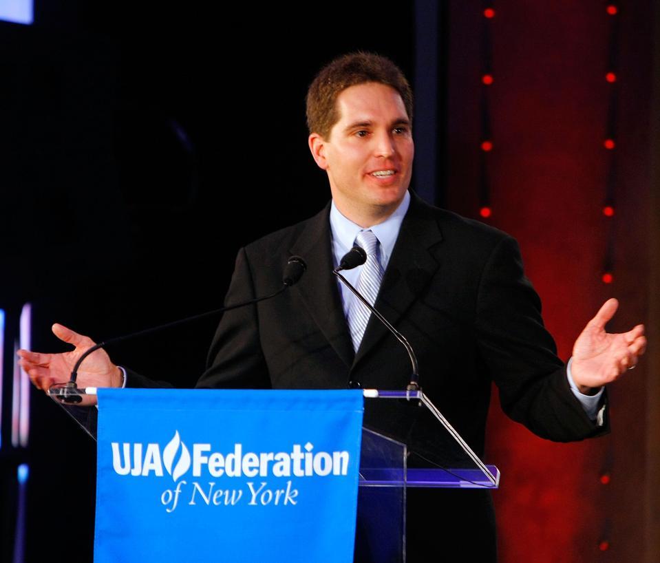UJA-Federation Of New York�s 2009 Leadership Awards Dinner