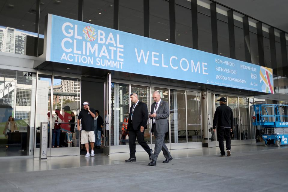 GLOBAL CLIMATE ACTION SUMMIT SAN FRANCISCO
