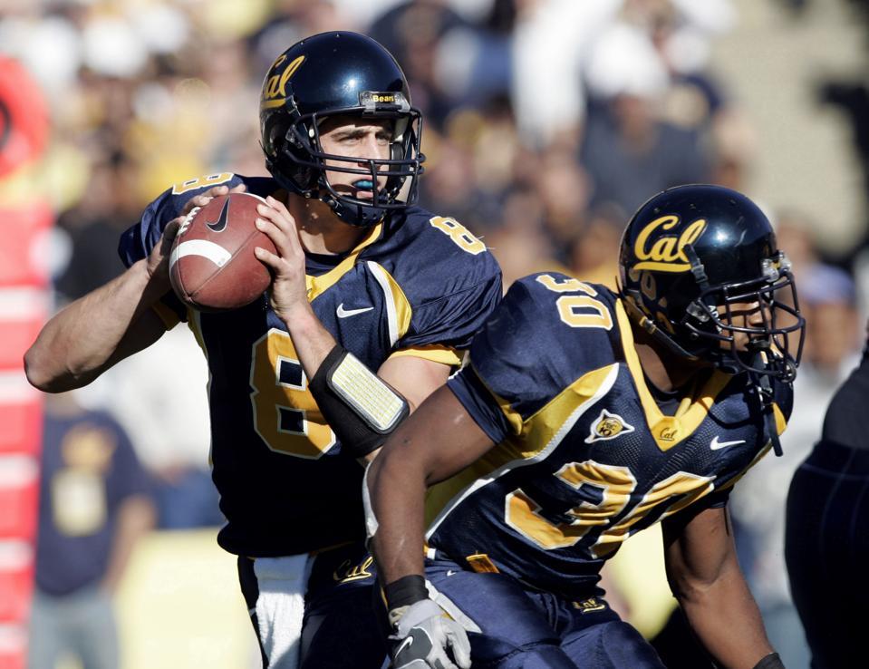 NCAA Football - Stanford vs California - November 20, 2004