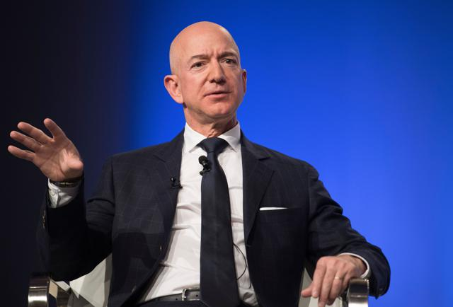 Amazon's Sale Of Facial Recognition To Government Has Shareholders Concerned