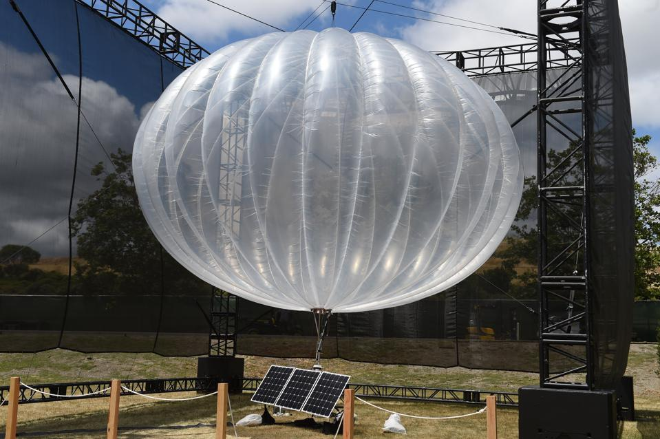 Google's 'Loon' Internet Flies Into The Amazon After Connecting Kenya