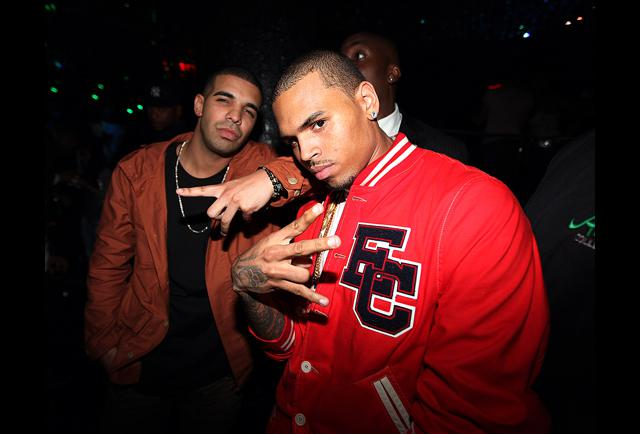 Drake And Chris Brown Debut Their New Single Inside The U.K. Top 10