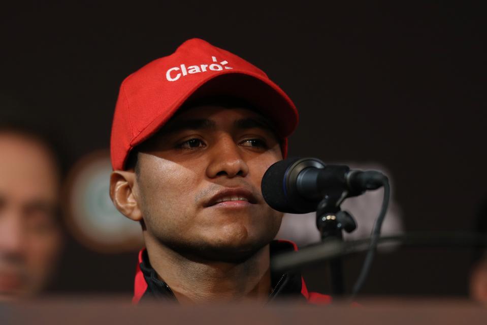 Roman Gonzalez v Moises Fuentes - Undercard Press Conference
