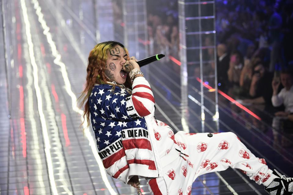 Tekashi 6ix9ine letter from prosecutors reduced sentence