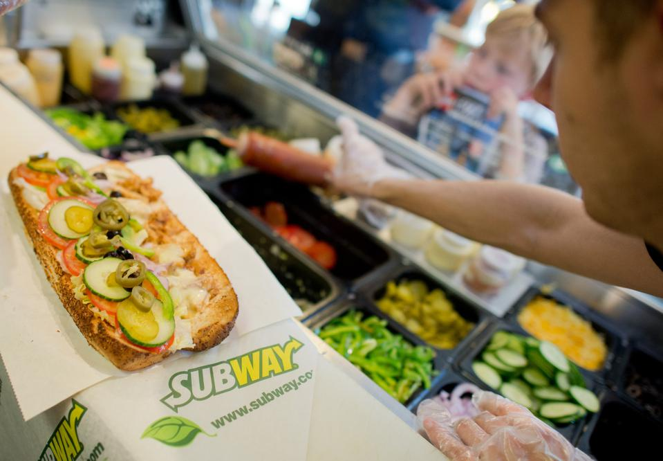 Subway saw another executive resign in January.