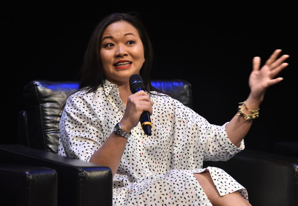 2018 LA Film Festival - Coffee Talks: Screenwriter Adele Lim