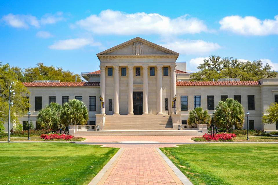 Louisiana State University LSU in Baton Rouge, Louisiana.