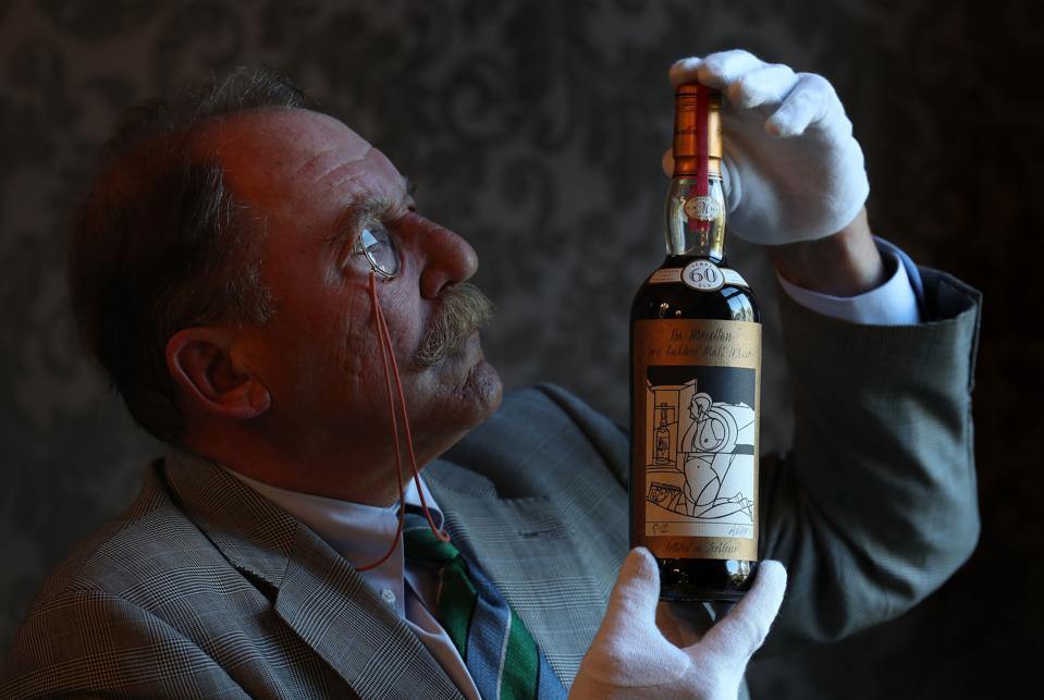 Bonhams upcoming Whisky Sale