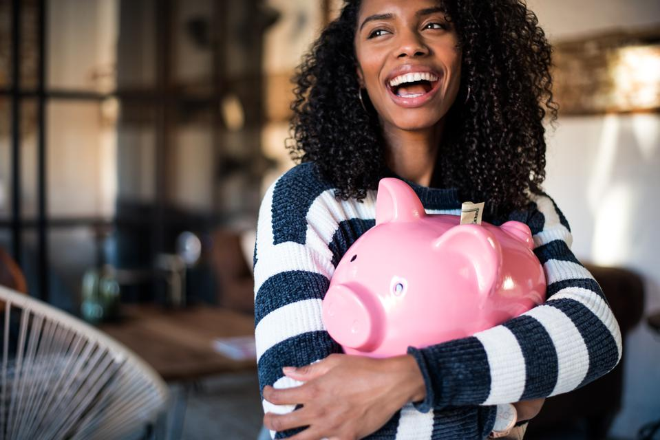 Treat your piggy bank with the love it deserves