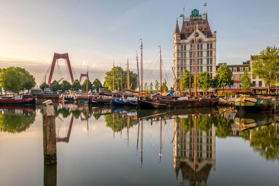 Rotterdam, Oude Haven, Netherlands_Hotels Rotterdam