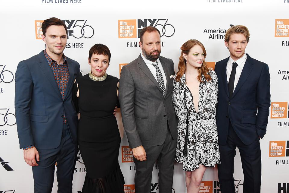 56th New York Film Festival - Opening Night Premiere Of ″The Favourite″