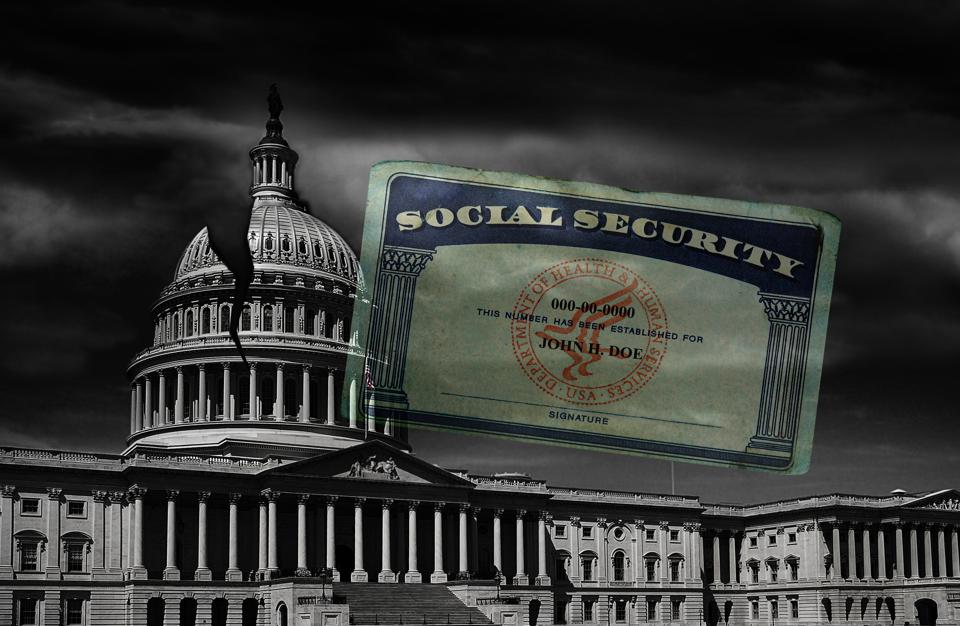 Republicans Are Undermining Our Nation's Vital Institutions — Including Social Security