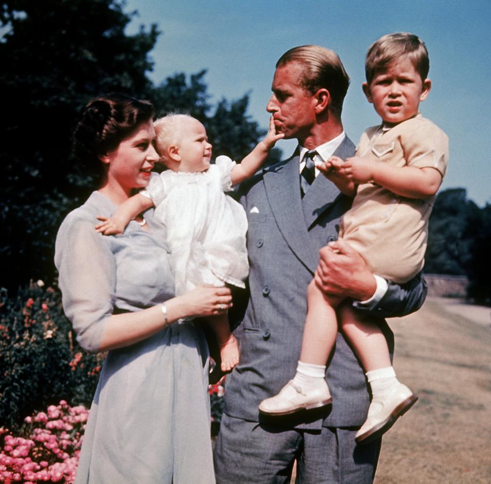English Royal Family