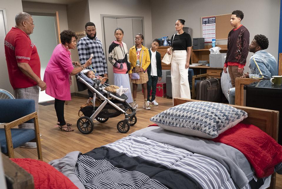 ABC's ″Black-ish″ - Season Five