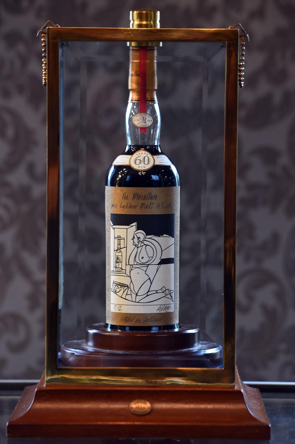 Liquor cover image