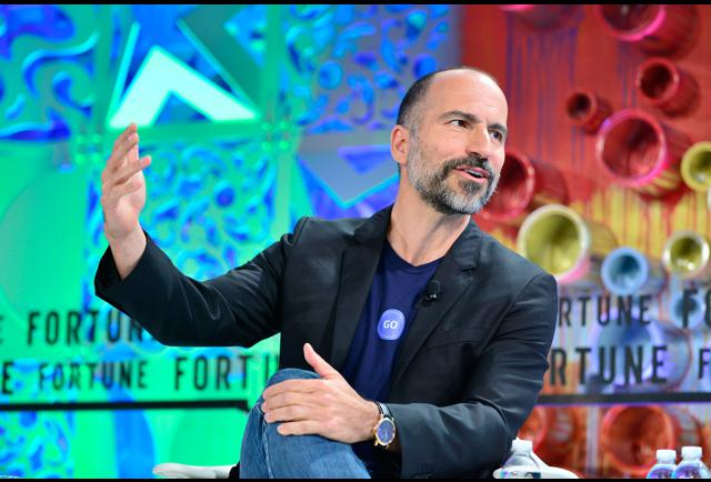 Uber's Latest Financials Reveal Slowing Growth