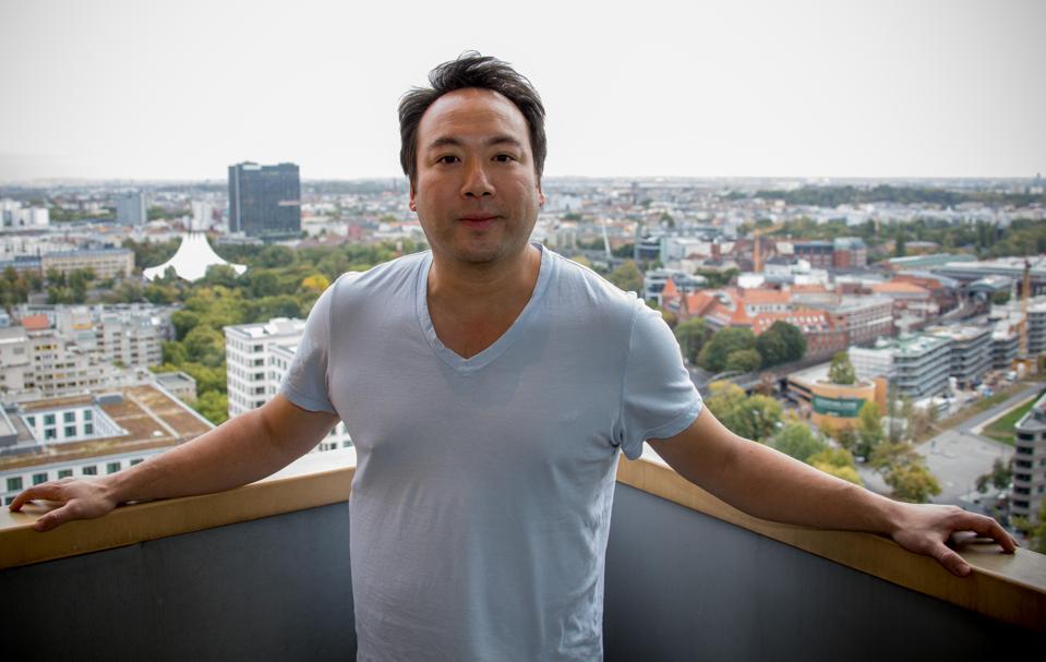 Deliveroo CEO Will Shu