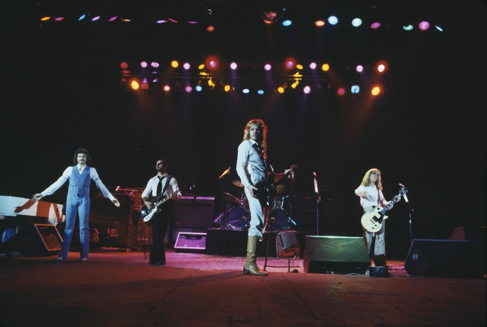 Styx On Stage