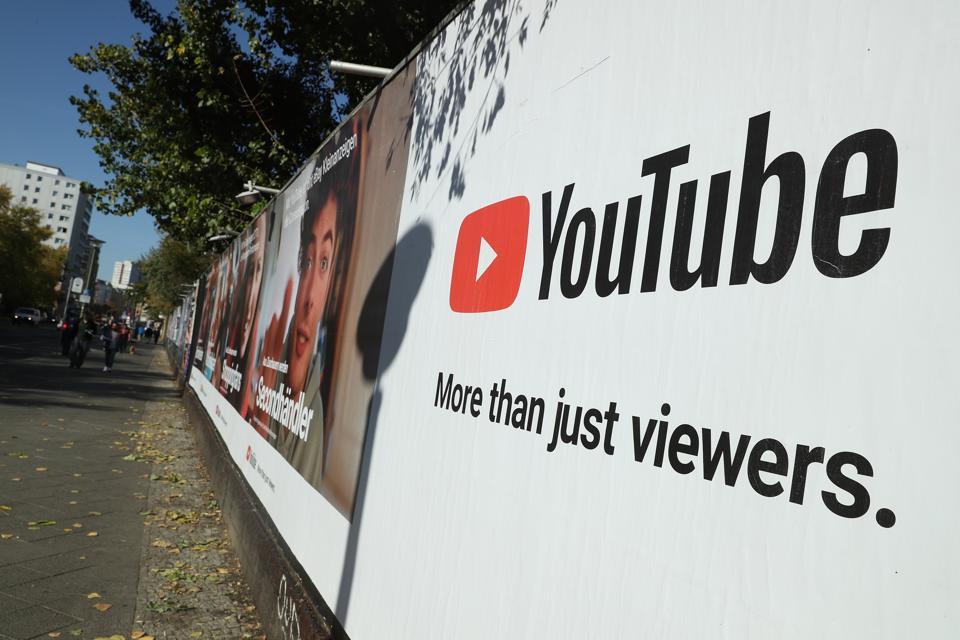 YouTube Billboard Advertisement