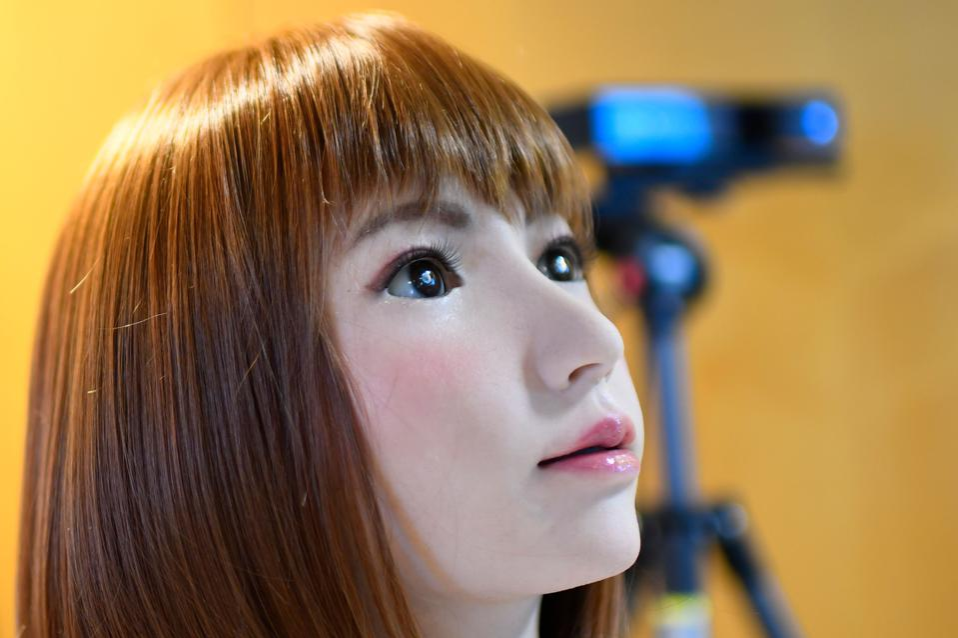 SPAIN-LIFESTYLE-TECHNOLOGY-IROS-ROBOTICS