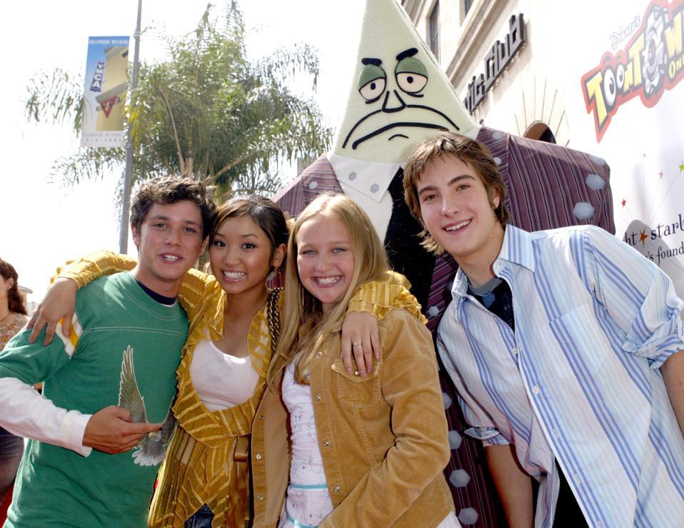 Disney's Toontown Online Takes Hollywood