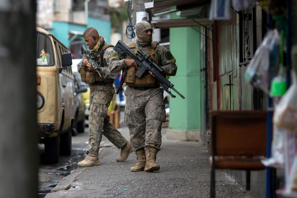 BRAZIL-ELECTION-PREPARATIONS-SECURITY
