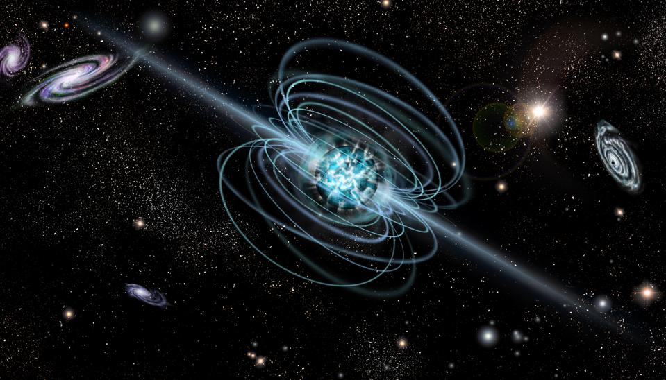 How Magnetars Could Form From Merging Stars